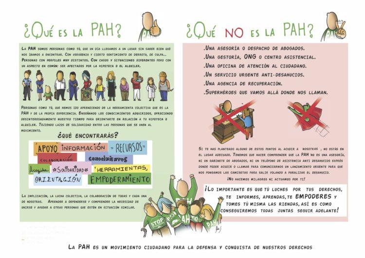Qué es la PAH