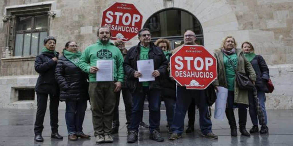 Nota de prensa de las PAHs del País Valencià respecto al Decreto-ley 6/2020 para la ampliación de vivienda pública en la Comunidad Valenciana mediante tanteo y retracto