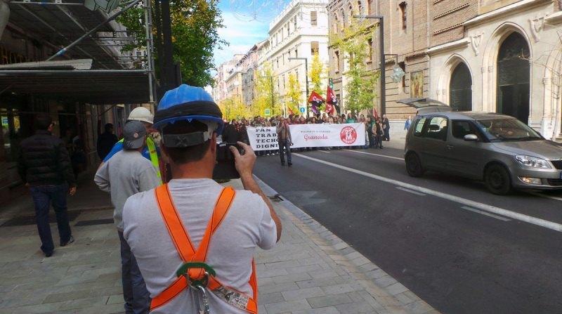 Semana Movilizaciones - Stop Desahucios Granada 15m13