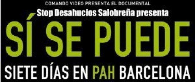 Presentación del vídeo en Salobreña