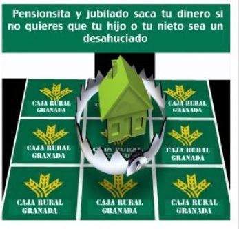 Campaña contra las prácticas de Caja Rural