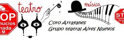 Teatro y Musica para Stop Desahucios