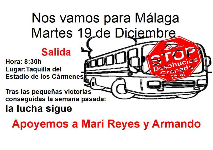 Nos vamos a Málaga