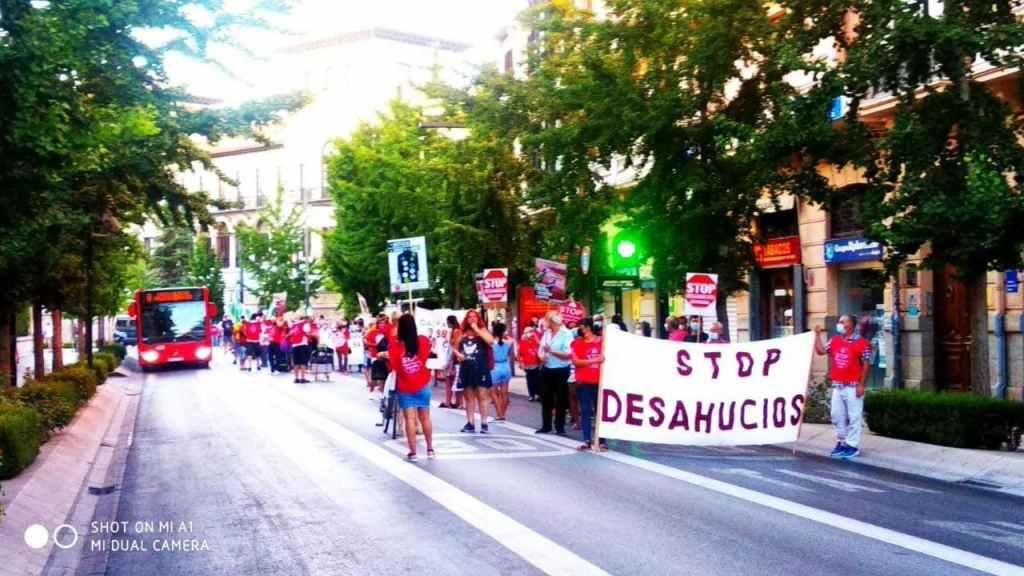 Crónica de la movilización por una moratoria indefinida
