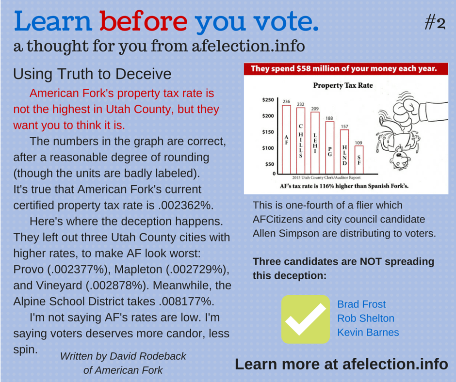 Learn before you vote.