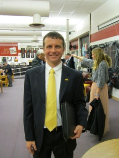 Councilman Rob Shelton American Fork