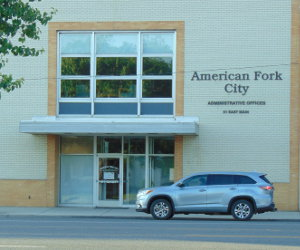 American Fork Administration Building