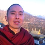 Emersom Karma Konchog, monge budista
