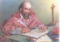 """""""Meia hora de meditação por dia é essencial, exceto quando estiver ocupado. Então uma hora inteira é necessário"""". São Francisco de Sales, 1567 ~ 1622"""
