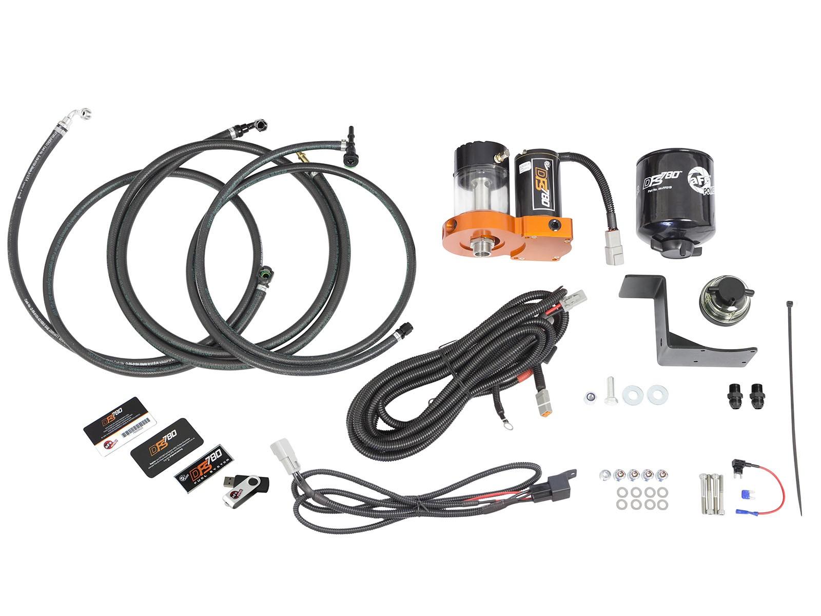 Dfs780 Fuel Pump