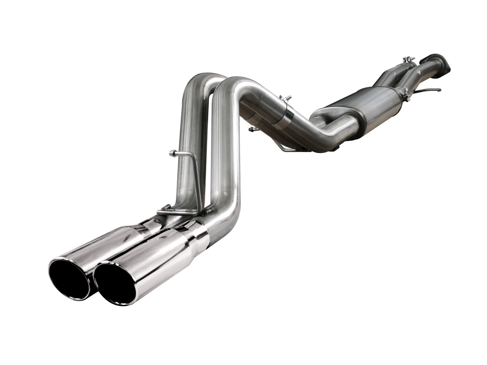 """aFe POWER 49 MACH Force Xp 3"""" 409 Stainless Steel Cat Back"""