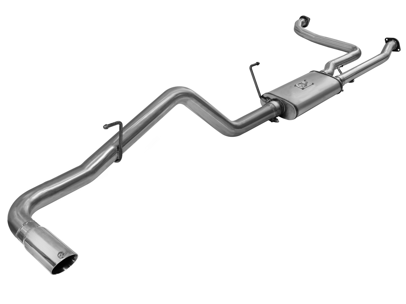 Nissan Frontier Dual Exhaust Systems