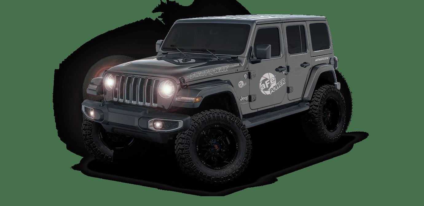 2018 jeep wrangler jl jlu 3 6l