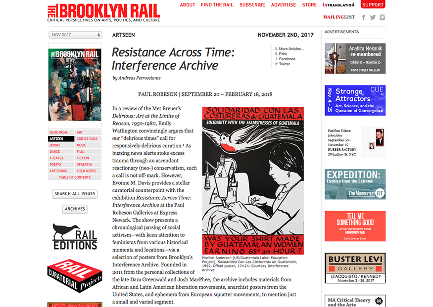 Resistance Across Time Brooklyn Rail Article Small