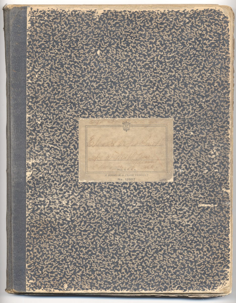 Image of Composition Book by Elenore Smith