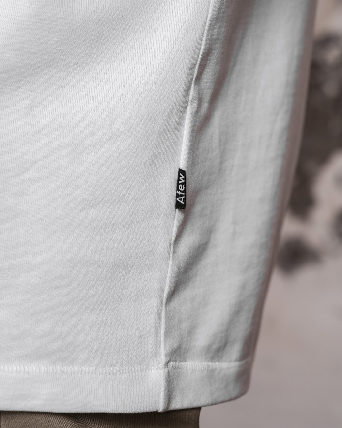 "Afew Goods Made by Culture Tee ""White"""