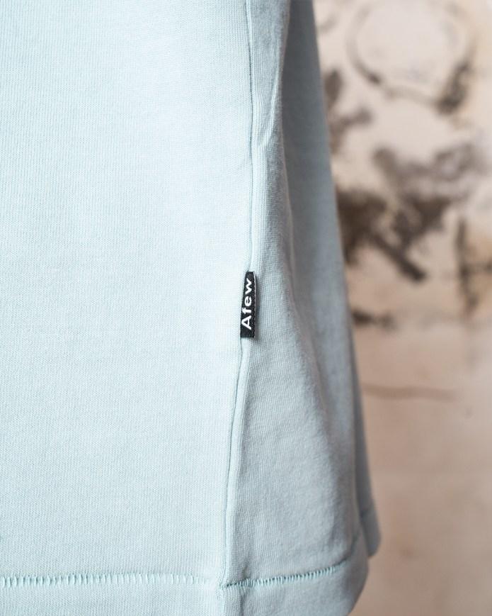 Afew Goods Daruma Logo Tee (Blue Haze)