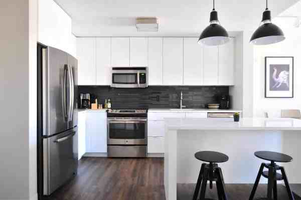 Great ideas for your small kitchen