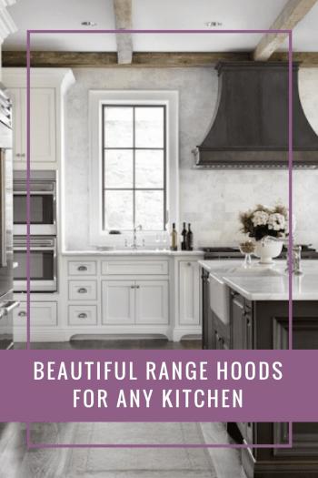 Beautiful Range Hoods For Any Kitchen