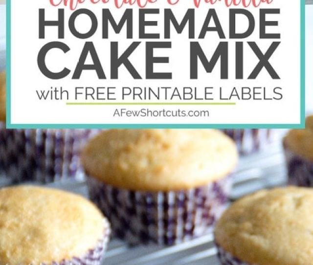 Need A Cake Mix But Dont Want To Run To The Store Check