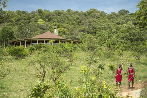tents in masai mara - mara engai wilderness lodge