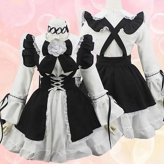 Long Sleeve Lolita Dress