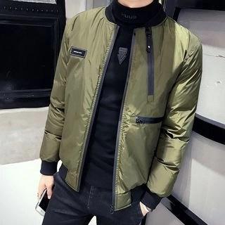 Padded Jacket Green
