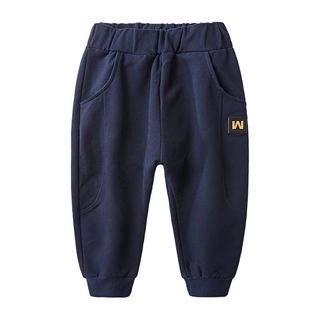 DEARIE Kids Applique Pants N/A