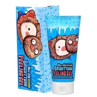 Elizavecca - Hell Pore Vitamin Peeling Gel 150ml 150ml