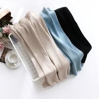 englard Ribbed Knit Skirt