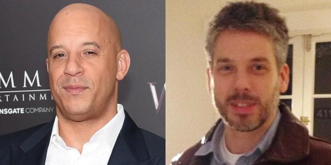 Vin Diesel's Twin Brother