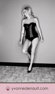 Boudoir by Yvonne Denault Photography