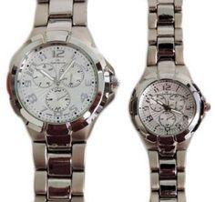 His and hers watches