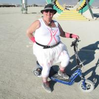 Affinity Goes to Burning Man