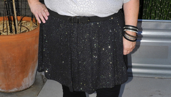 sparkle skirt leori3