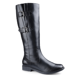 simply Be EEEEE Curvy Plus Wide Calf Boot