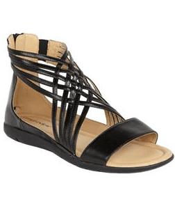wide gladiator sandals