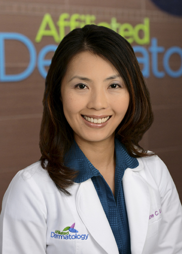 dr christine lin affiliated dermatology