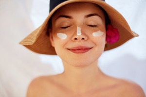 sunscreen aging effects