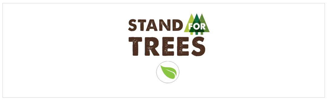 Stand for trees - ecologie
