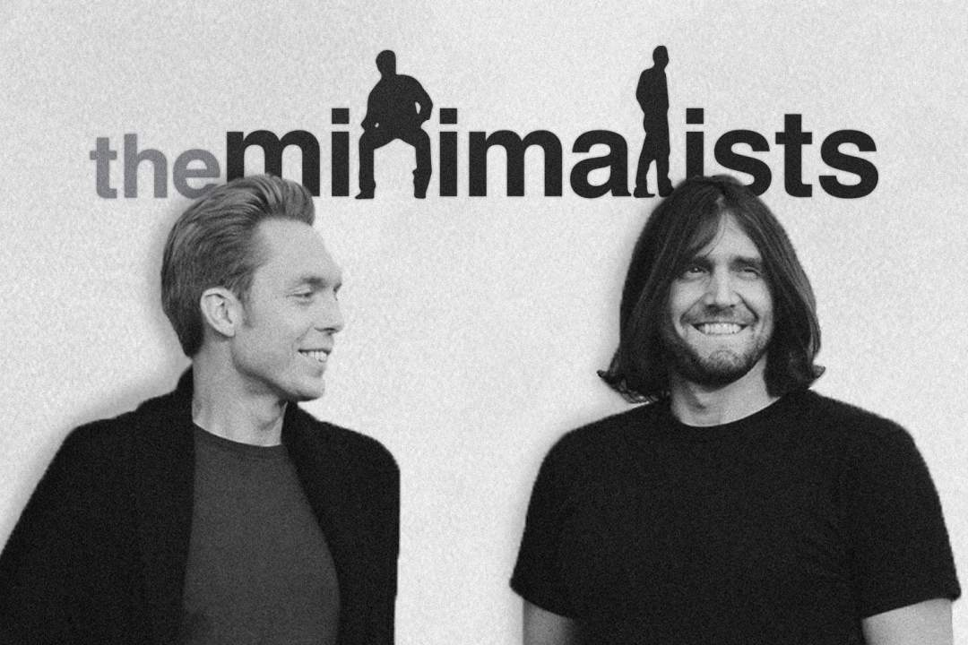 Photo de the minimalists
