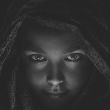 woman, gothic, dark