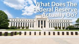 What does the Federal Reserve actually do