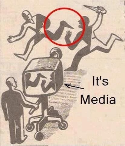 メディアの偏向報道