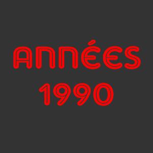 Années 1990