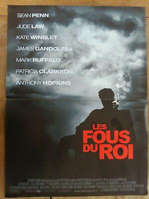 Affiche de film Les fous du roi