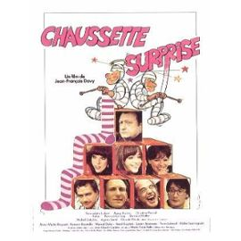 affiche du film Chaussette surprise