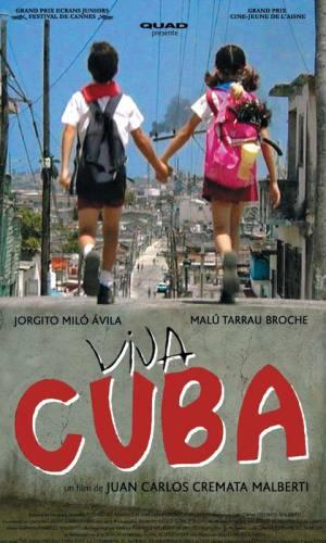 Affiche du film Viva Cuba