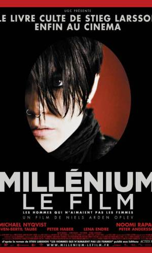 affiche de cinéma Millénium