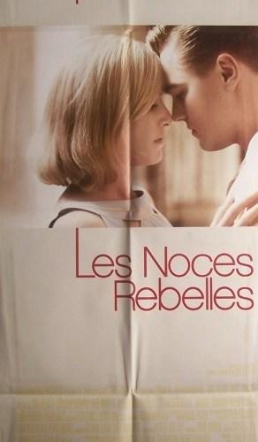 Affiche de cinéma du film Les noces rebelles